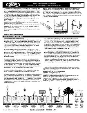 12v Install Directional Light Install General