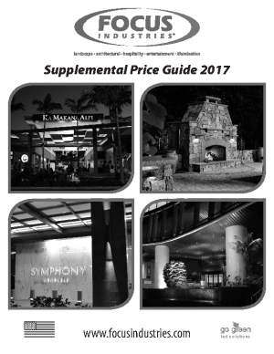 2017 Supplemental List Pice Guide
