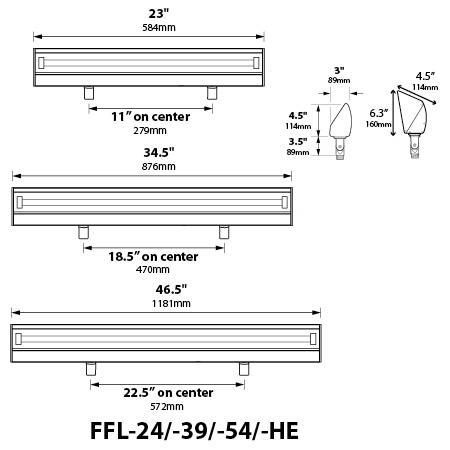 Ffl 54 T5ho Focus Industries